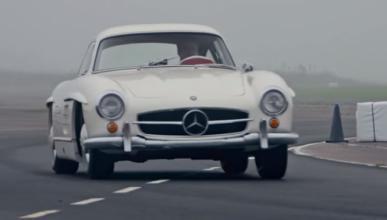 ¿Es el Mercedes 300 SL el primer superdeportivo fabricado?