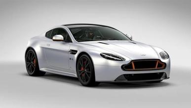 Aston Martin V8 Vantage S Blade Edition