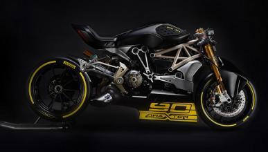 Ducati draXter Concept, en el Motor Bike Expo de Verona