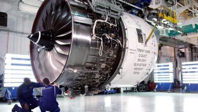 Así es el motor más potente del mundo, ¡109.000 CV!