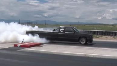 Esta camioneta es más rápida que un Bugatti Veyron