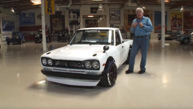 Vídeo: Jay Leno conduce un Datsun atómico