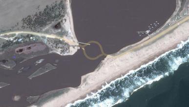 El puente más tonto del mundo está en Uruguay