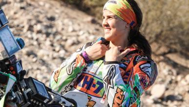 """Laia Sanz: """"Acabar mi carrera en las 4 ruedas es mi sueño"""""""