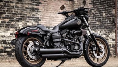 Harley-Davidson Low Rider S: músculo y carácter