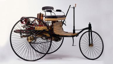 el primer automóvil moderno