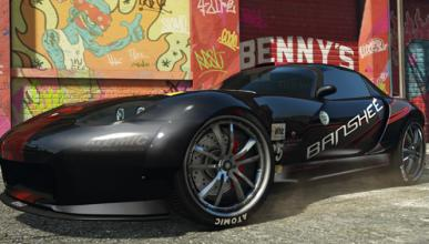 coches personalizables GTA Online