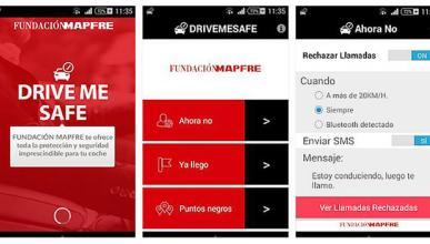 'Drivemesafe', la app de Mapfre para conducir seguro