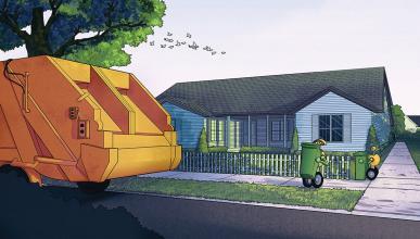Volvo Roar robot autónomo