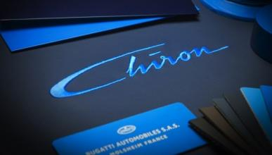 Confirmado el nombre de Chiron para el nuevo Bugatti