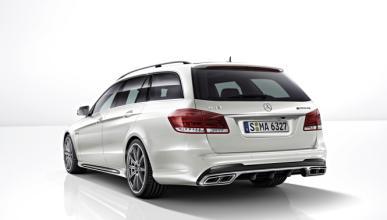 El Mercedes Clase E todoterreno podría llegar en octubre