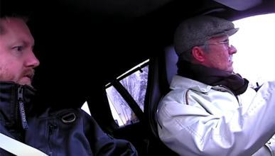 La divertida broma de Petter Solberg a los de Mercedes