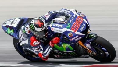 Test Sepang MotoGP 2016 (I): Lorenzo está en otro mundo