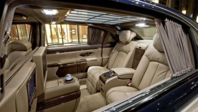Mercedes-Maybach S600 Pullman y Golf, el tamaño sí importa