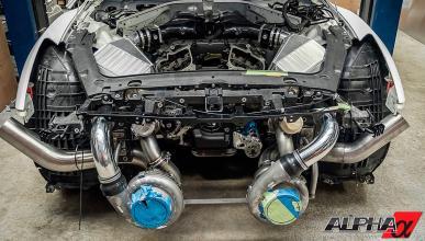 Nissan GT-R AMS Performance