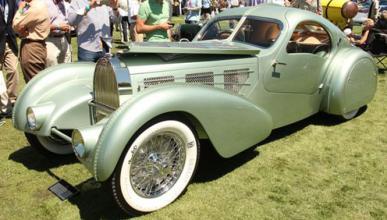El prototipo de Bugatti que hubiese cambiado la historia