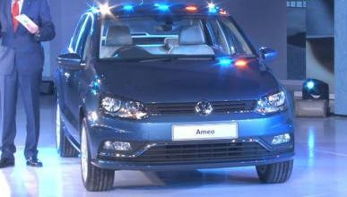 Presentado el nuevo Volkswagen Ameo