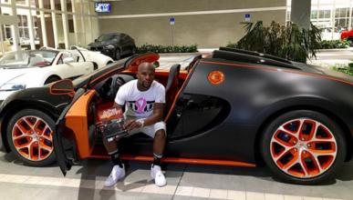 bugatti veyron gran sport vitesse adquisiciones mayweather