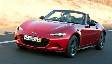 Hay posibilidades de un Mazda MX-5 de tracción total