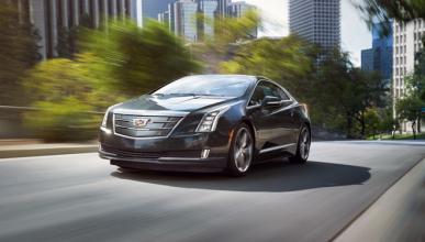 Cadillac fulmina al precioso ELR