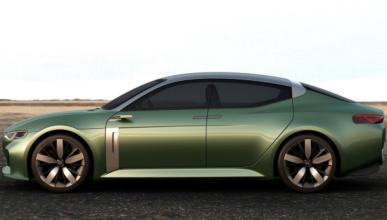 Kia lanzará un rival del Audi A5 Sportback