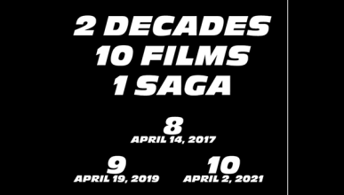Vin Diesel adelanta las fechas de 'Fast&Furious' 8, 9 y 10