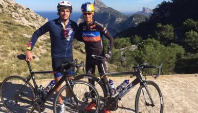 carlos sainz jr. triatlon
