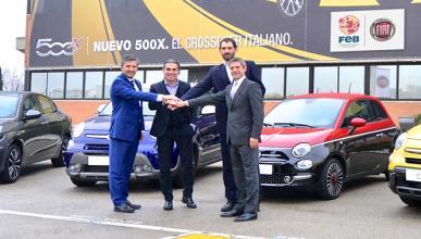 Fiat, patrocinador de la Selección Española de Baloncesto