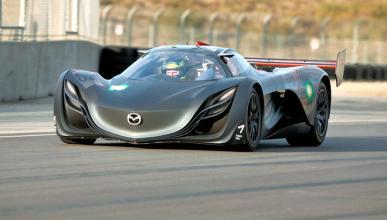 Prototipos abandonados: Mazda Furai