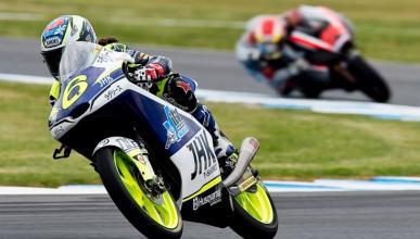 Moto3 2016: María Herrera se queda sin equipo