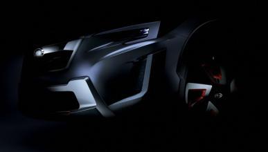 Confirmado: Subaru presentará el XV Concept en Ginebra