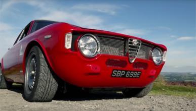 Alfa Romeo Giulia Sprint, para el día de los enamorados