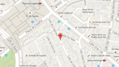 La calle con más multas en Madrid: 9.700 en 30 días