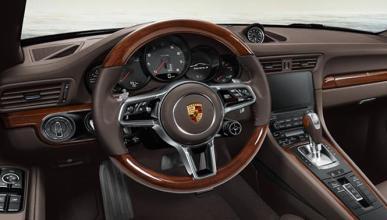 Porsche, ¿de verdad era necesario este volante?