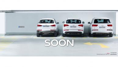 Primer adelanto del nuevo SUV de Audi, el Q2