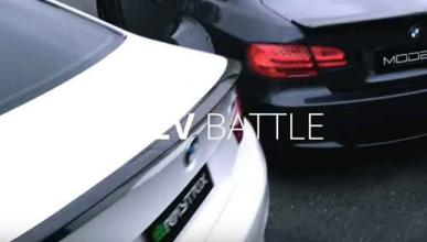 La sinfonía de un BMW E92 M3 y un F82 M4, by Armytrix