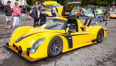 El Radical RXC Turbo de carreras recibe el visto bueno