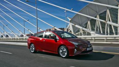 Prueba: nuevo Toyota Prius 2016