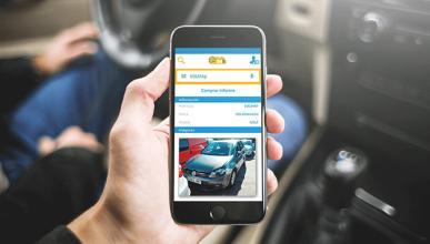 La app que te cuenta el historial de los coches de renting