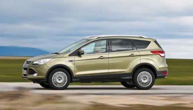 Ford añadirá cuatro nombres de SUV de aquí a 2020