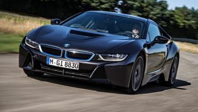 ¿Sabes cuántos BMW i8 se vendieron en 2015?