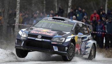 WRC 2016, Rally de Suecia: Ogier suma y sigue