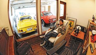 Garajes en Japón