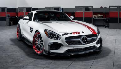 Mercedes-AMG GT Renntech