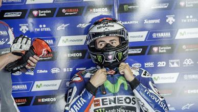 """Jorge Lorenzo: """"He tenido sensaciones extrañas en la moto"""""""