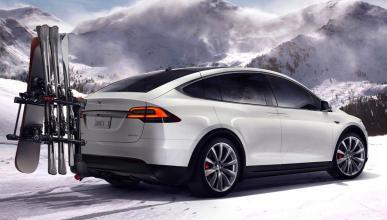 Los secretos ocultos del Tesla Model X: otro mundo...