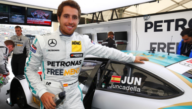 DTM 2016: Daniel Juncadella asciende a Mercedes HWA