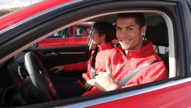 ¿Cristiano Ronaldo prefiere Ferrari o Lamborghini?