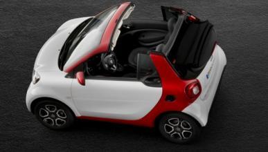 Nuevo Smart ForTwo Cabrio Brabus 2016: directo a Ginebra