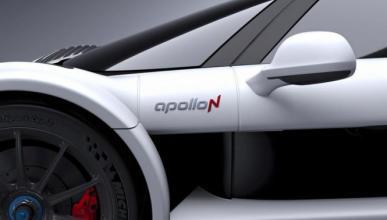Nuevo 'teaser' del ApolloN: estará en Ginebra